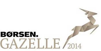 Børsen Gazelle 2014